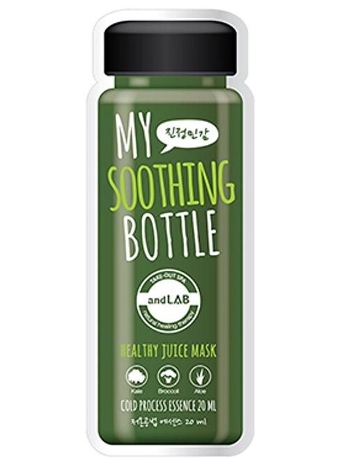 Ancors Ancors My Soothing Bottle - Meyve Özlü Nemlendirici Yüz Maskesi Renksiz
